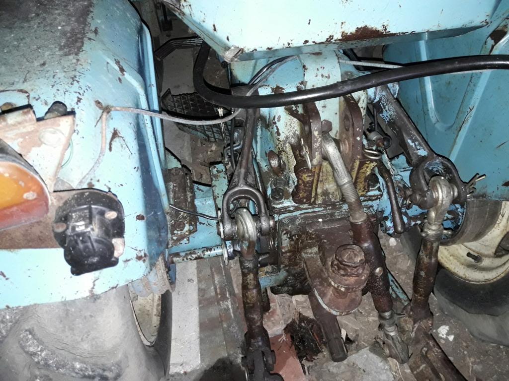 Tracteur GOLDONI GM4-L30 20161212