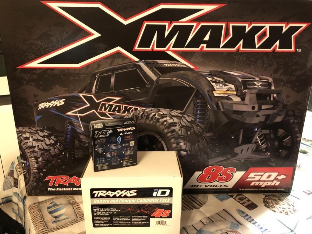 Le X-MAXX 8S de Adoc Img_0830