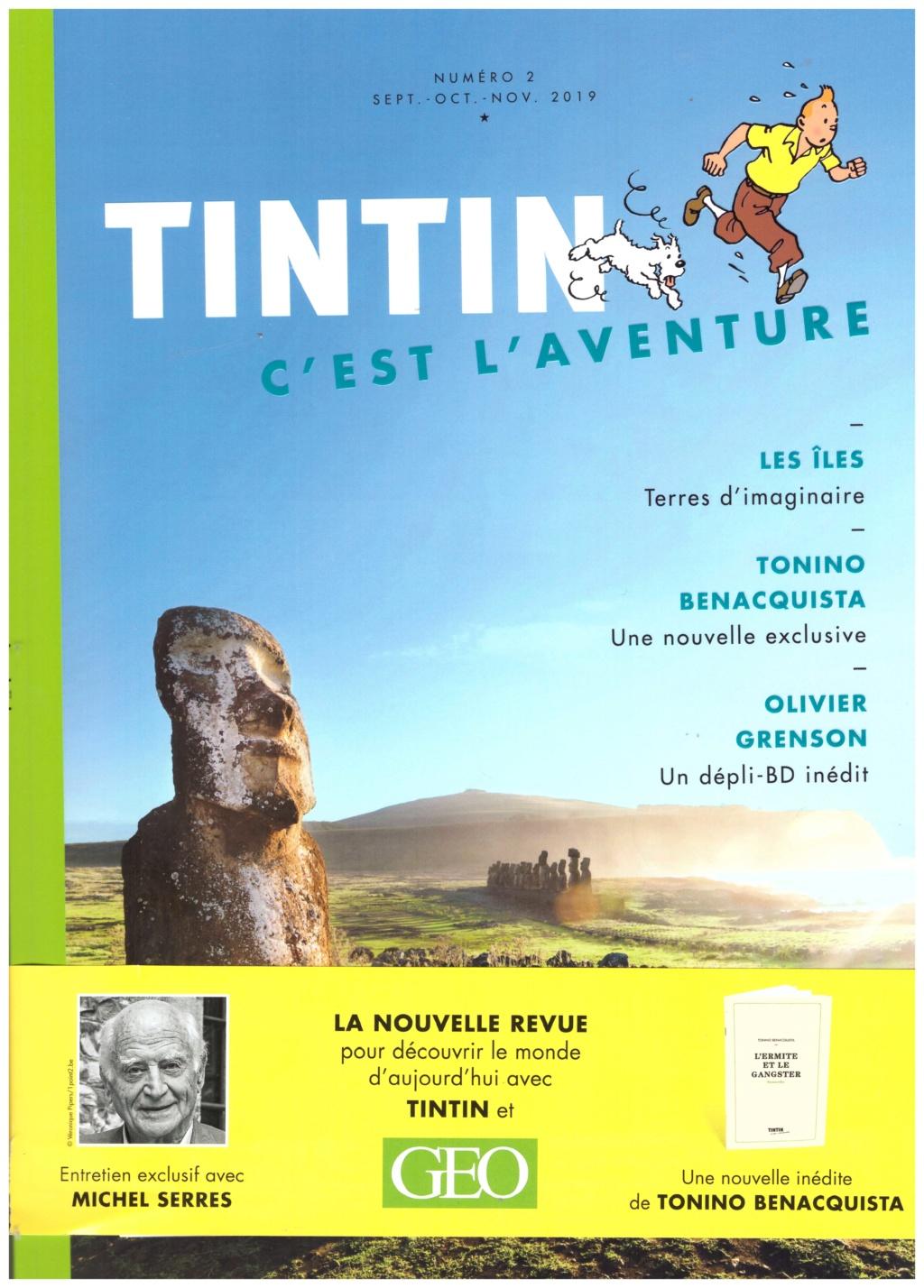 Pour les fans de Tintin - Page 17 Num_2016