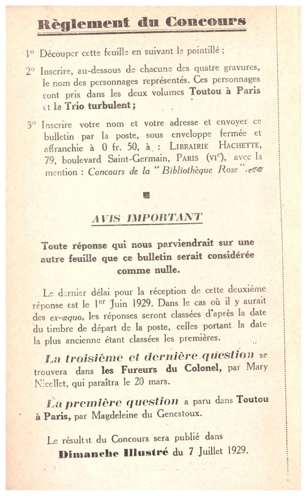 Grand concours de la bibliothèque rose - Page 2 Num_2030