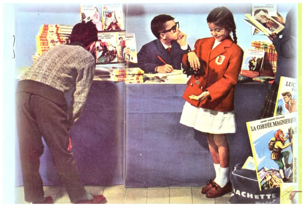 Publicités et catalogues sur l'Idéal-Bibliothèque Num_2044