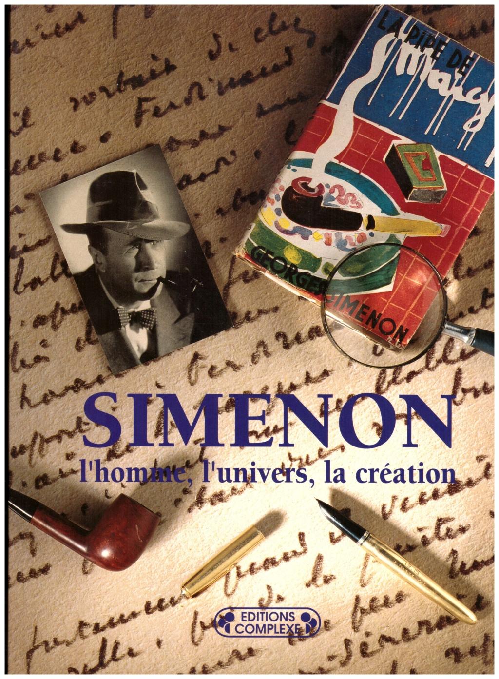 Georges Simenon - Page 2 Num_2061