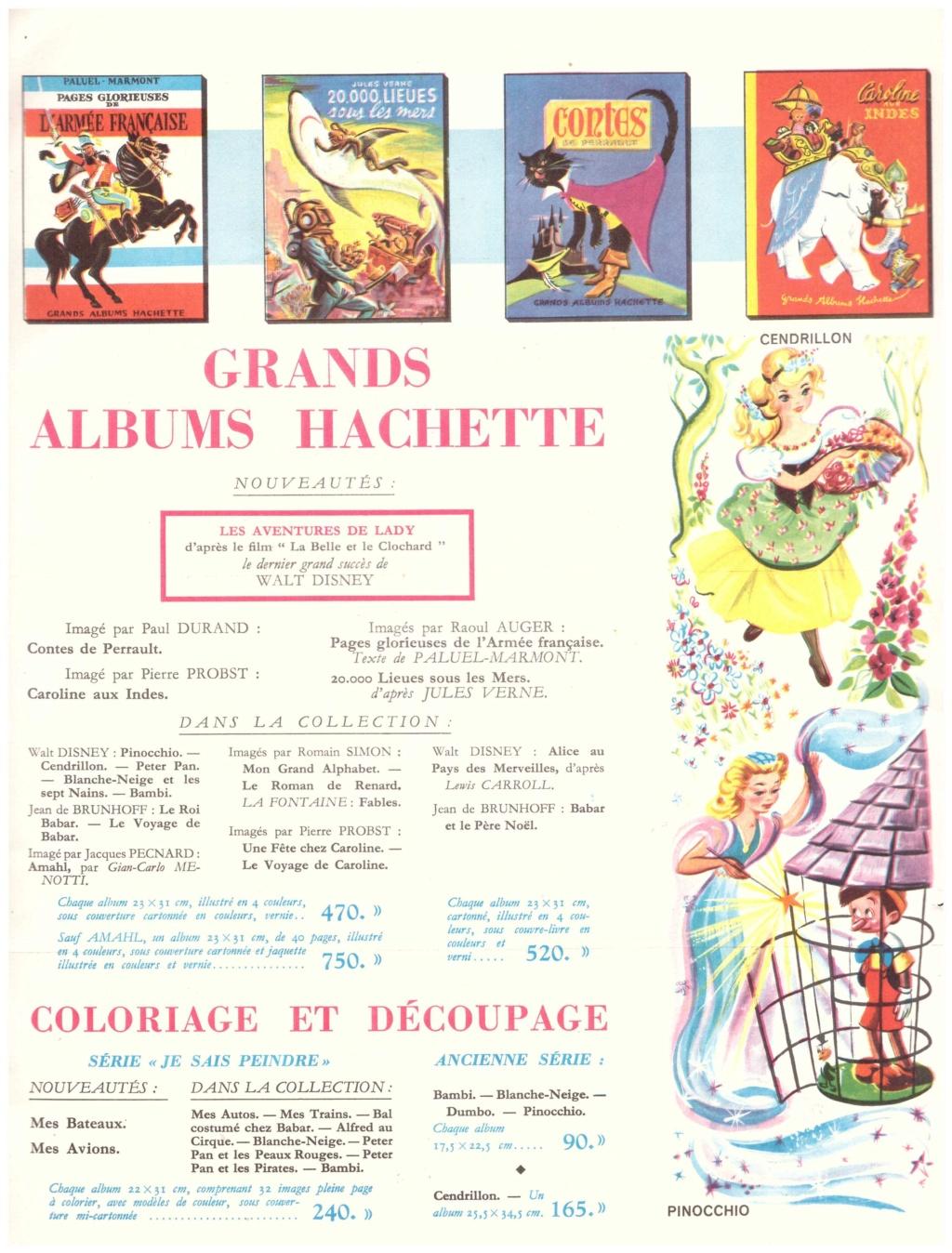 Les Grands Albums Hachette Num_2065