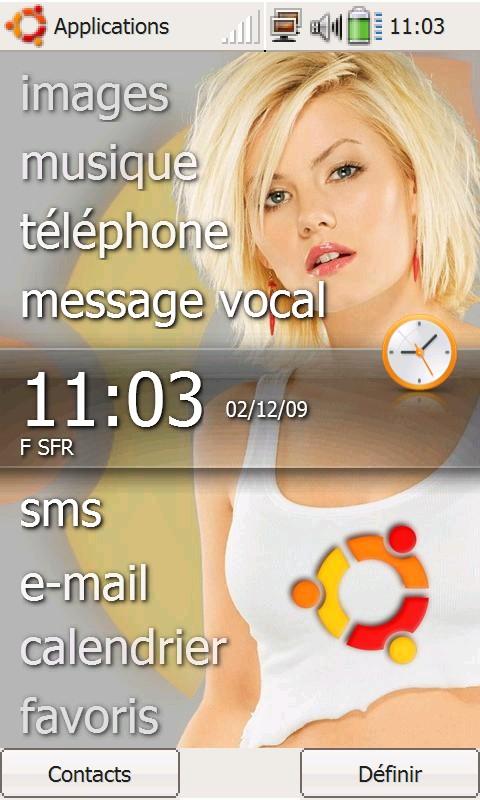 DIAMOND 2   UNIQUEMENT: poster vos fond d'ecran et vos  page d'accueil ici - Page 2 Ubuntu10