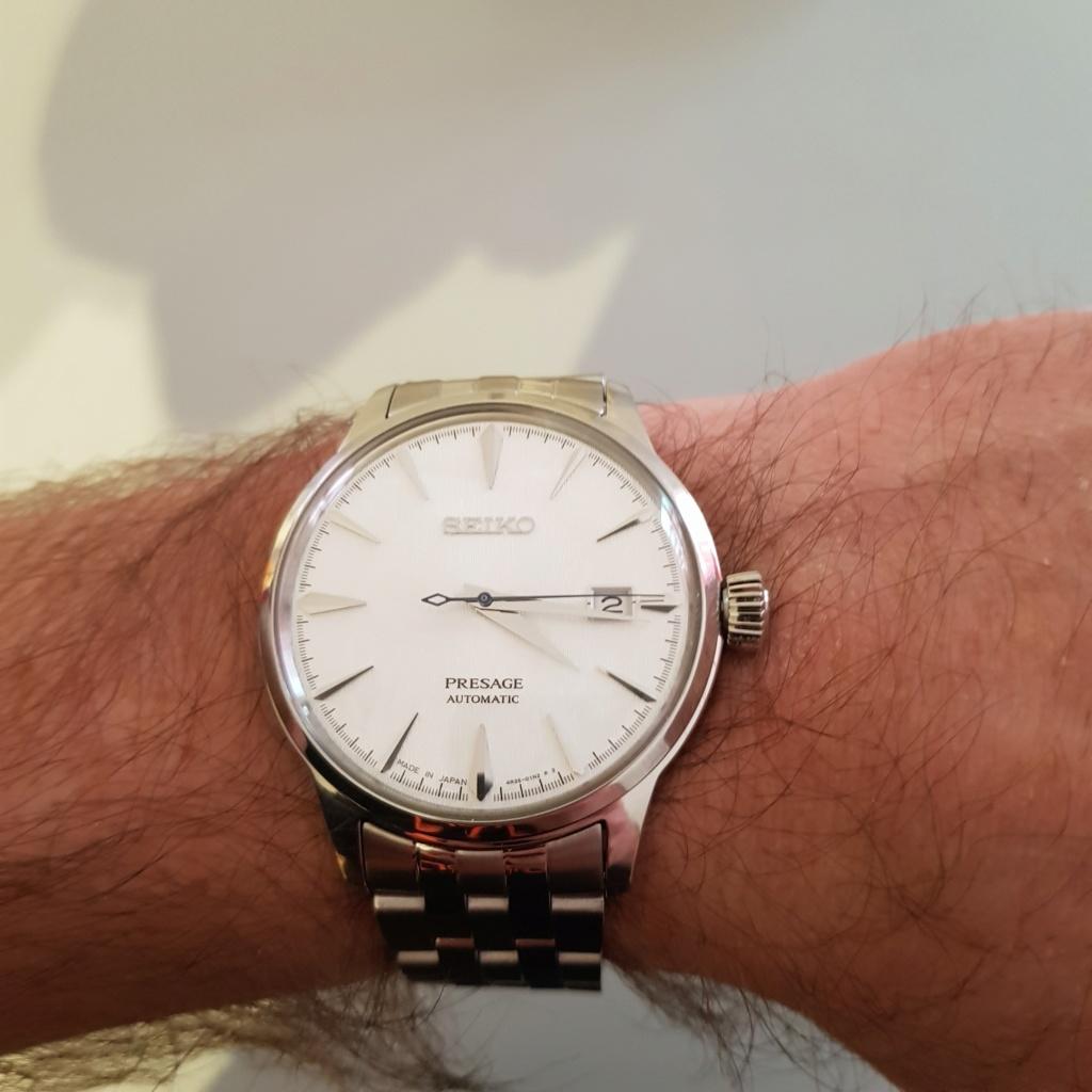 Avis achat première montre automatique  - Page 2 20190214