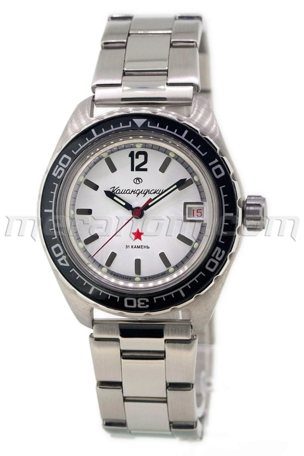 Avis achat première montre automatique  - Page 3 Vostok10