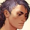 La banque des icônes de personnages Achill11