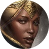 La banque des icônes de personnages Vitala11