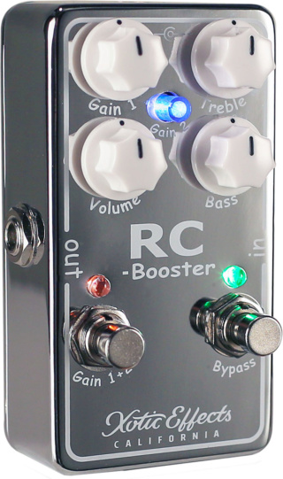 Xotic Effects RC Booster V2 Xotic-11