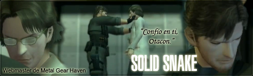 1º y 2º Trailer Metal Gear Solid: Digital Graphic Novel 2 2012_110