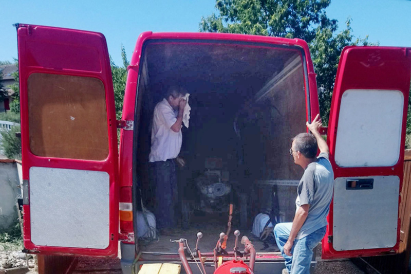 """Tracteur Labor LMP """"T5"""" 0631210"""