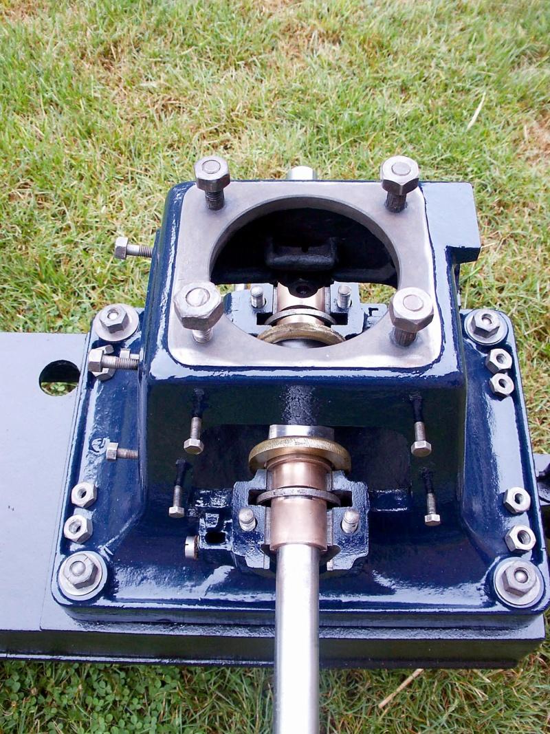 moteur lister A28s Pict3710
