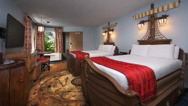 PRE TR WDW UNIVERSAL YES on y go pour 2023... Room-r13