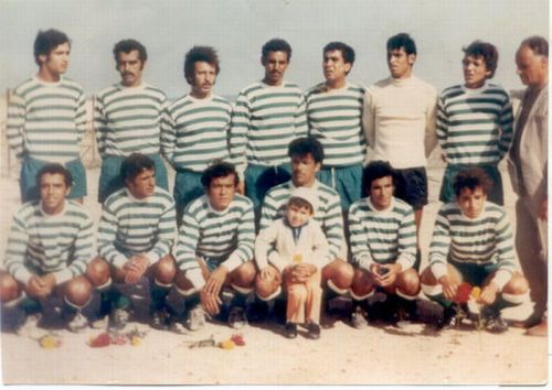 Historique des Equipes de TAGHART Asse11
