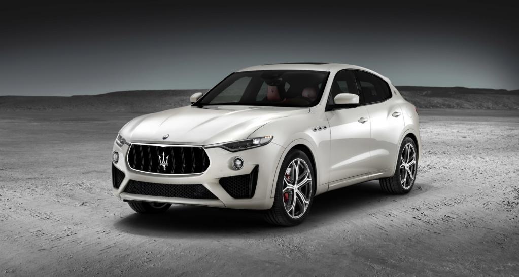 Maserati Levante GTS - V8 da 550 cavalli e 292km/h Large-10