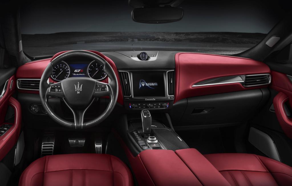 Maserati Levante GTS - V8 da 550 cavalli e 292km/h Large-11