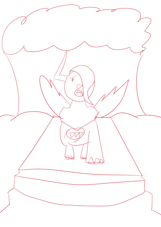 Les idées de croquis de Toadeu - Page 4 Brouil11