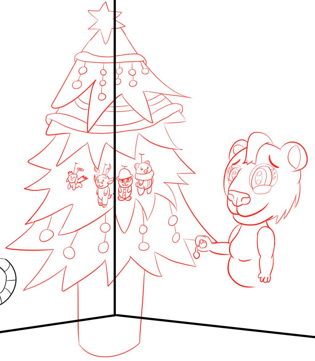 Les idées de croquis de Toadeu - Page 2 Panda210