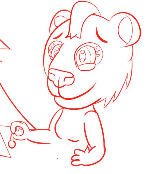 Les idées de croquis de Toadeu - Page 3 Panda212
