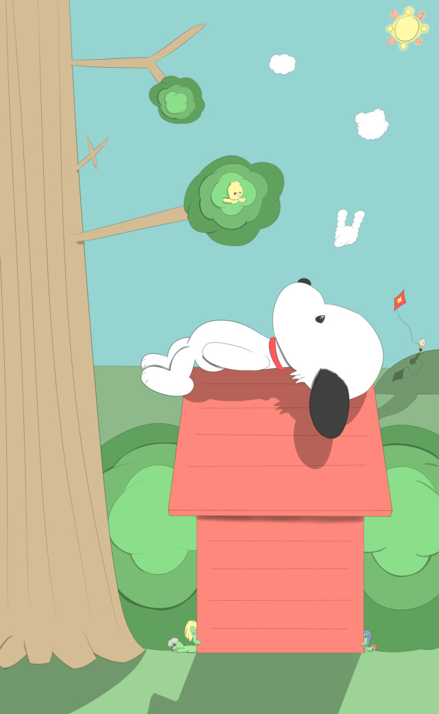 Toadeu le champinateur - Page 2 Snoopy10