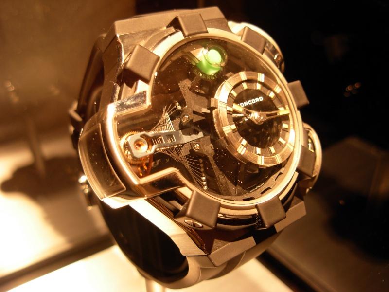 vacheron - COMPTE RENDU salon belles montres 2009 Dscn0210