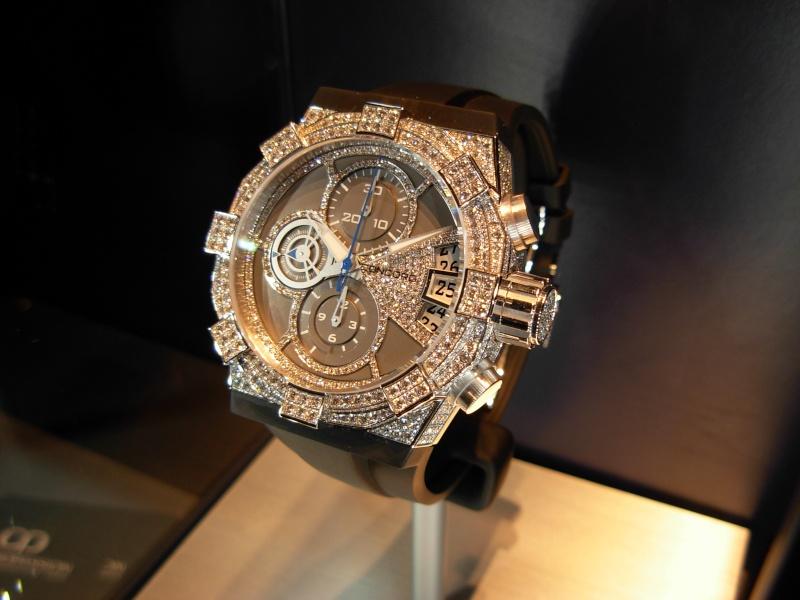vacheron - COMPTE RENDU salon belles montres 2009 - Page 3 Dscn0225