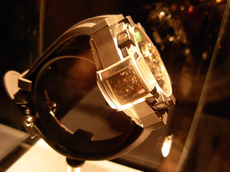 vacheron - COMPTE RENDU salon belles montres 2009 - Page 3 Dscn0229