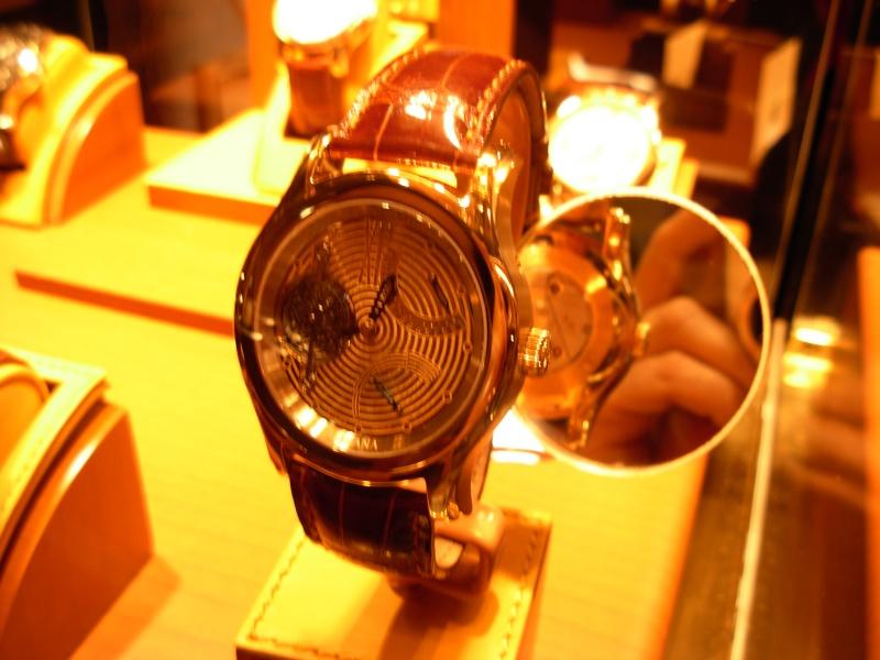 vacheron - COMPTE RENDU salon belles montres 2009 Dscn0310