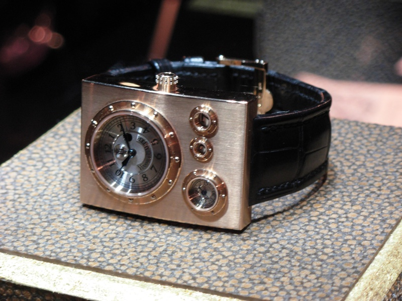 vacheron - COMPTE RENDU salon belles montres 2009 Dscn0311