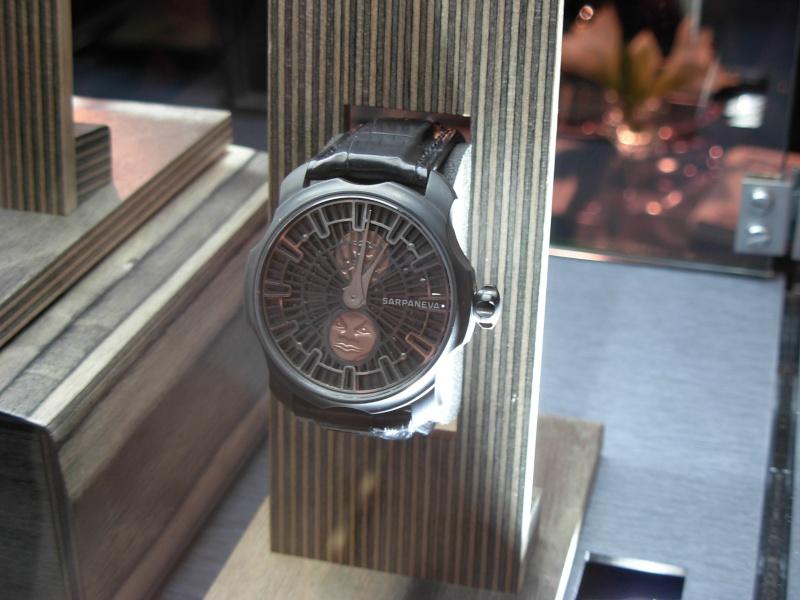 vacheron - COMPTE RENDU salon belles montres 2009 Dscn0312