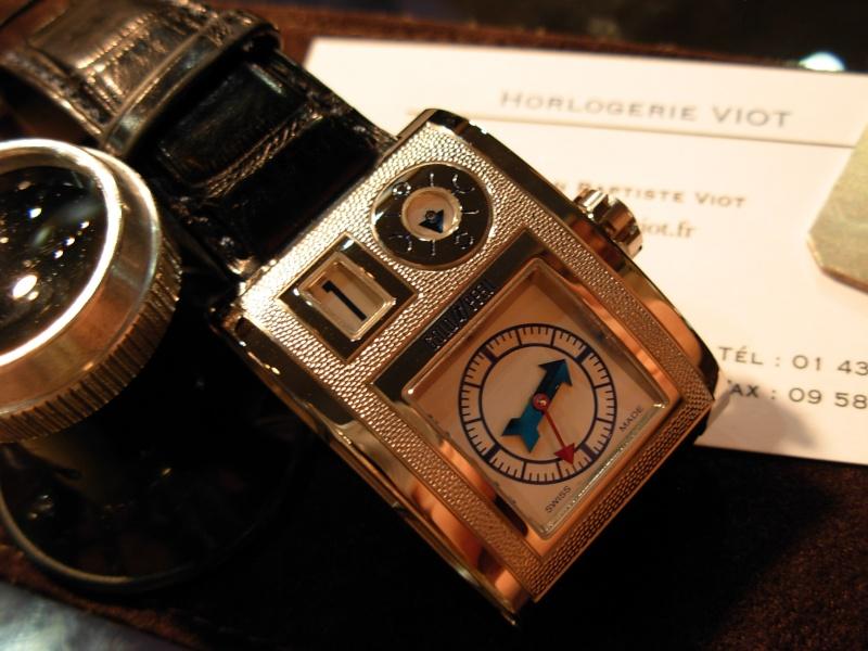 vacheron - COMPTE RENDU salon belles montres 2009 Dscn0313