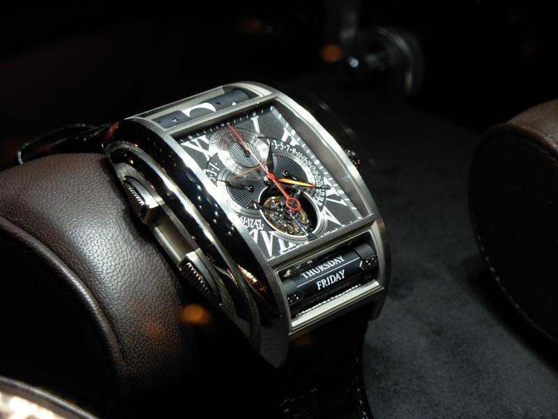 vacheron - COMPTE RENDU salon belles montres 2009 Dscn0314