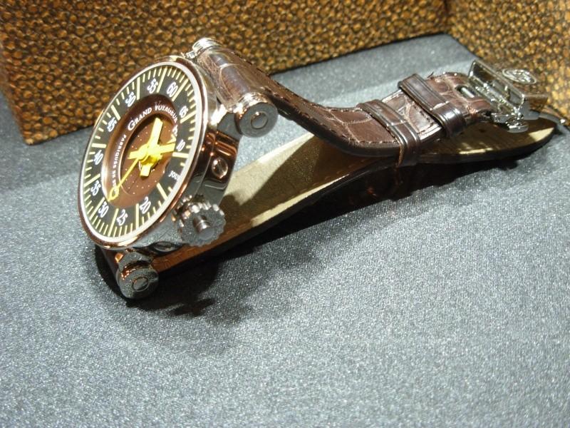vacheron - COMPTE RENDU salon belles montres 2009 - Page 3 Dscn0317