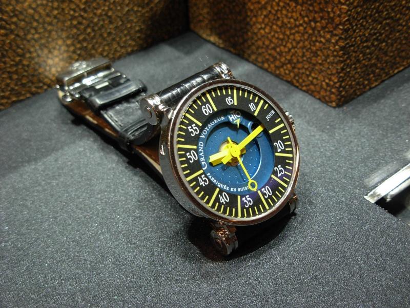 vacheron - COMPTE RENDU salon belles montres 2009 - Page 3 Dscn0322