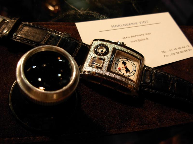 vacheron - COMPTE RENDU salon belles montres 2009 - Page 3 Dscn0332