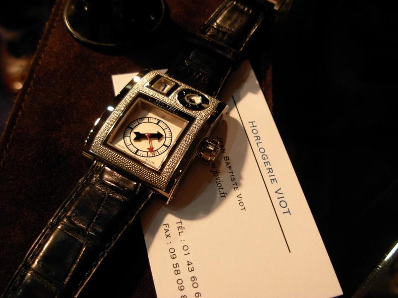 vacheron - COMPTE RENDU salon belles montres 2009 - Page 3 Dscn0333