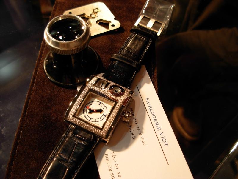 vacheron - COMPTE RENDU salon belles montres 2009 - Page 3 Dscn0334