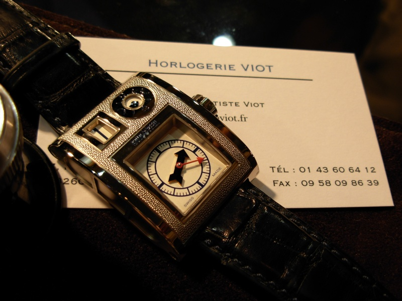 vacheron - COMPTE RENDU salon belles montres 2009 - Page 3 Dscn0335
