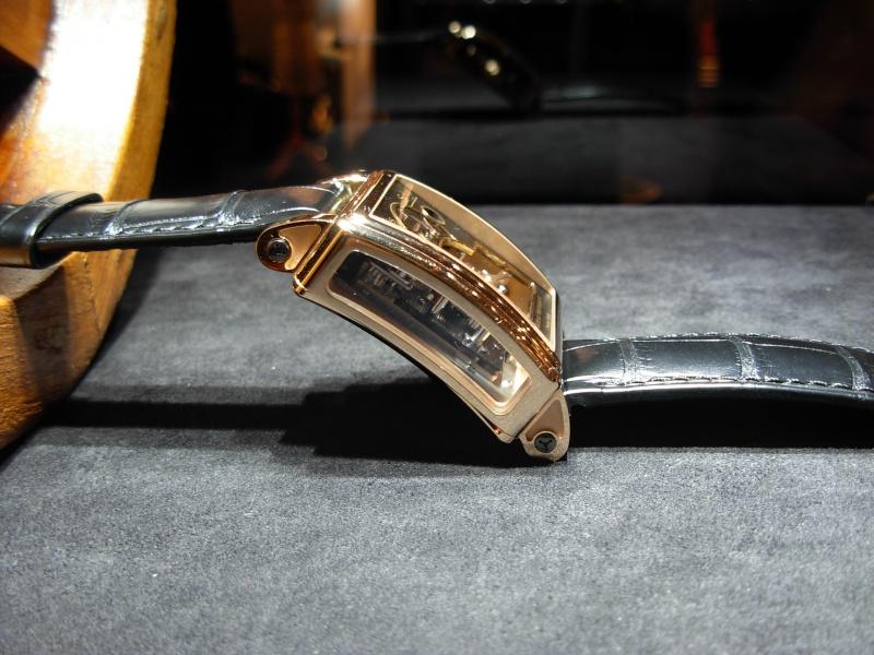vacheron - COMPTE RENDU salon belles montres 2009 Dscn0412