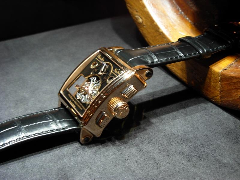 vacheron - COMPTE RENDU salon belles montres 2009 Dscn0413