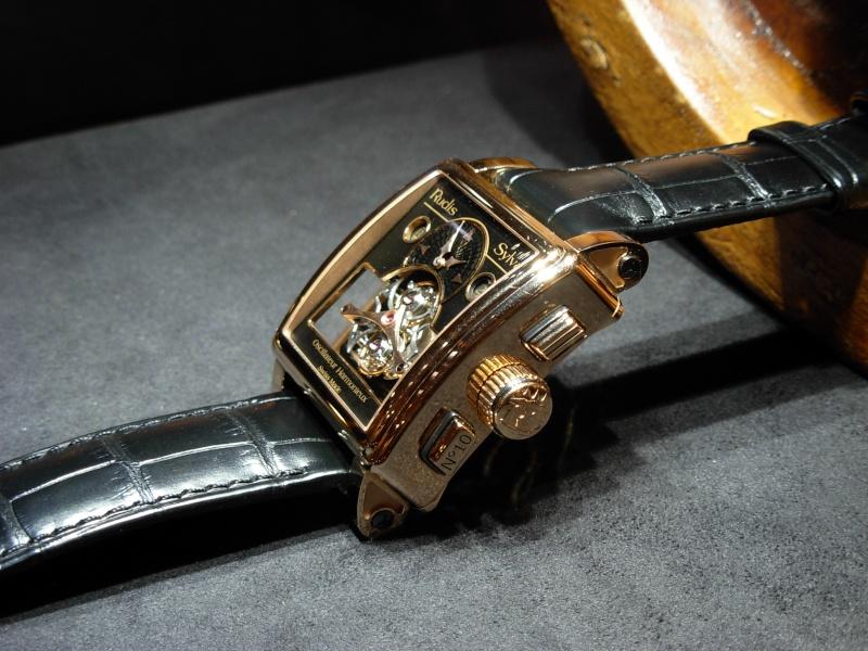 vacheron - COMPTE RENDU salon belles montres 2009 Dscn0415