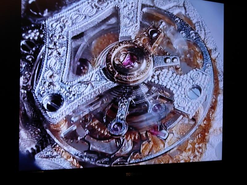 vacheron - COMPTE RENDU salon belles montres 2009 Dscn0611