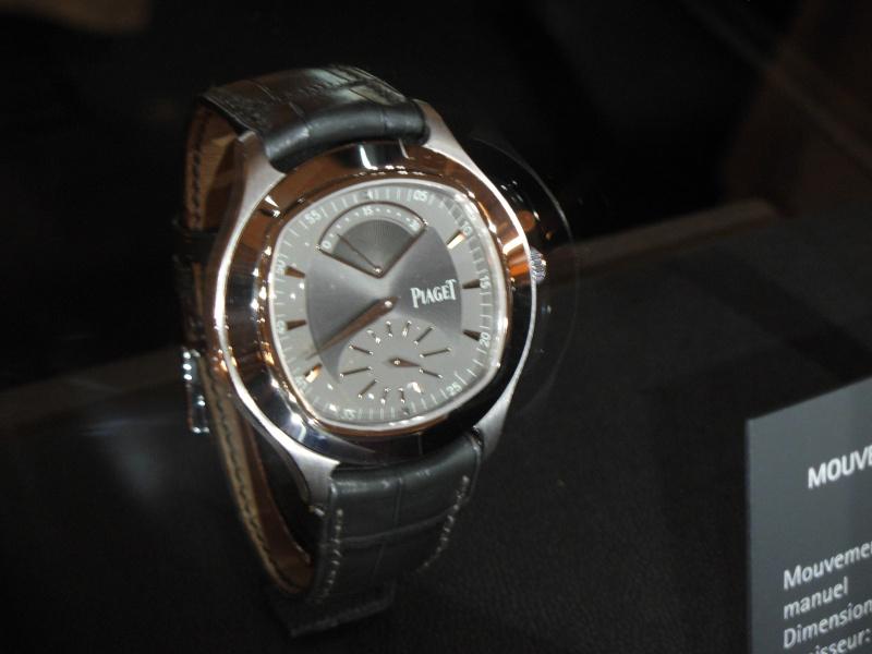 vacheron - COMPTE RENDU salon belles montres 2009 Dscn0710