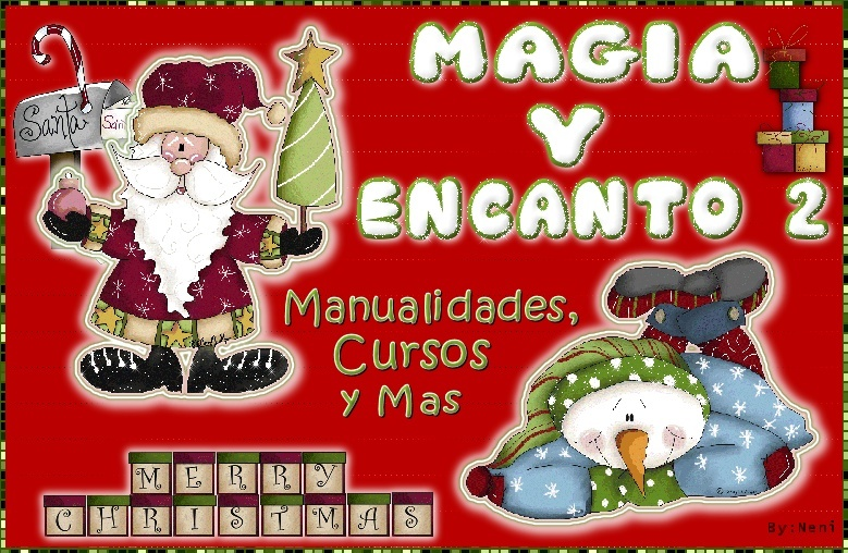 Magia y Encanto de las Manualidades 2