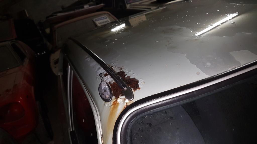 Enfin j'en ai une .. Honda CIVIC SB1 de 1977 1ère génération 20180207