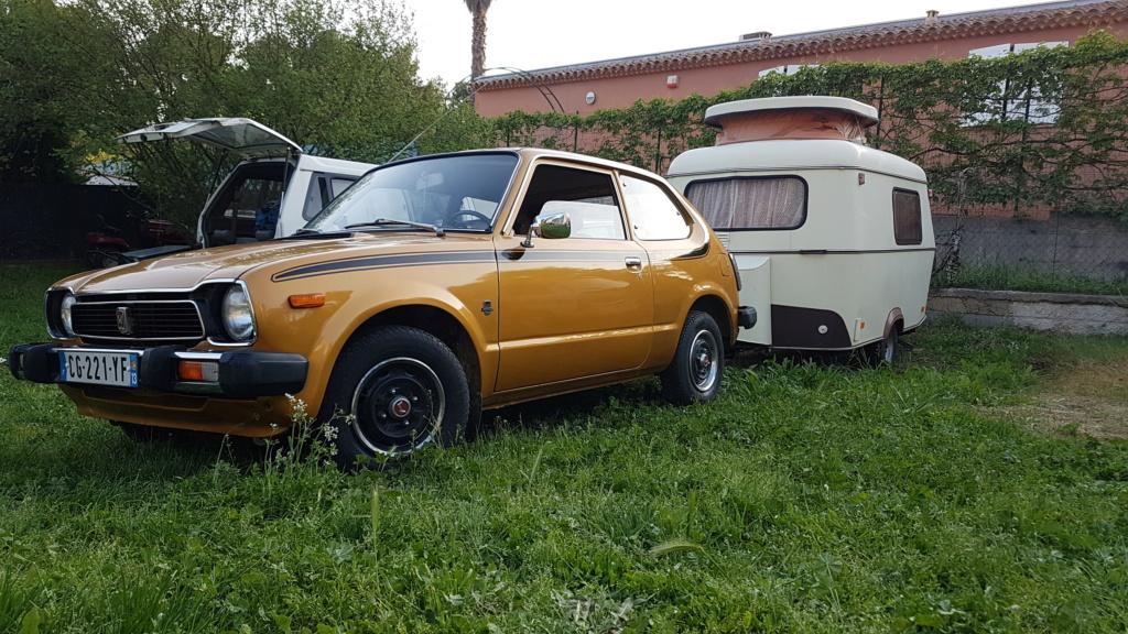 Enfin j'en ai une .. Honda CIVIC SB1 de 1977 1ère génération 20180209
