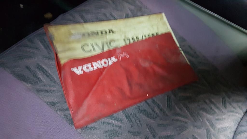Enfin j'en ai une .. Honda CIVIC SB1 de 1977 1ère génération 20180210