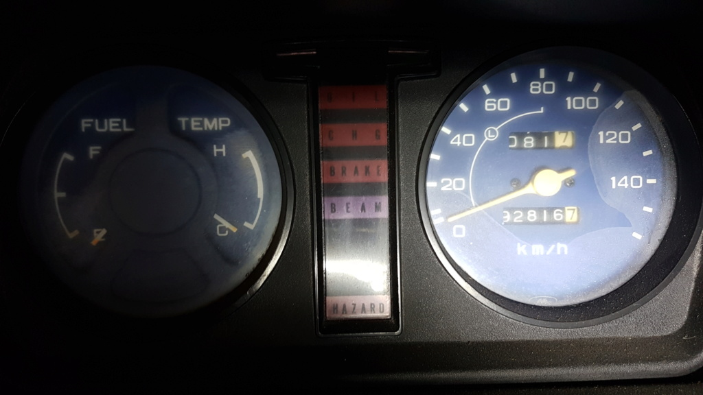 Enfin j'en ai une .. Honda CIVIC SB1 de 1977 1ère génération 20180222