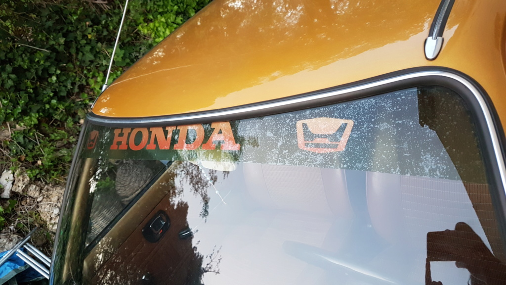 Enfin j'en ai une .. Honda CIVIC SB1 de 1977 1ère génération 20180240