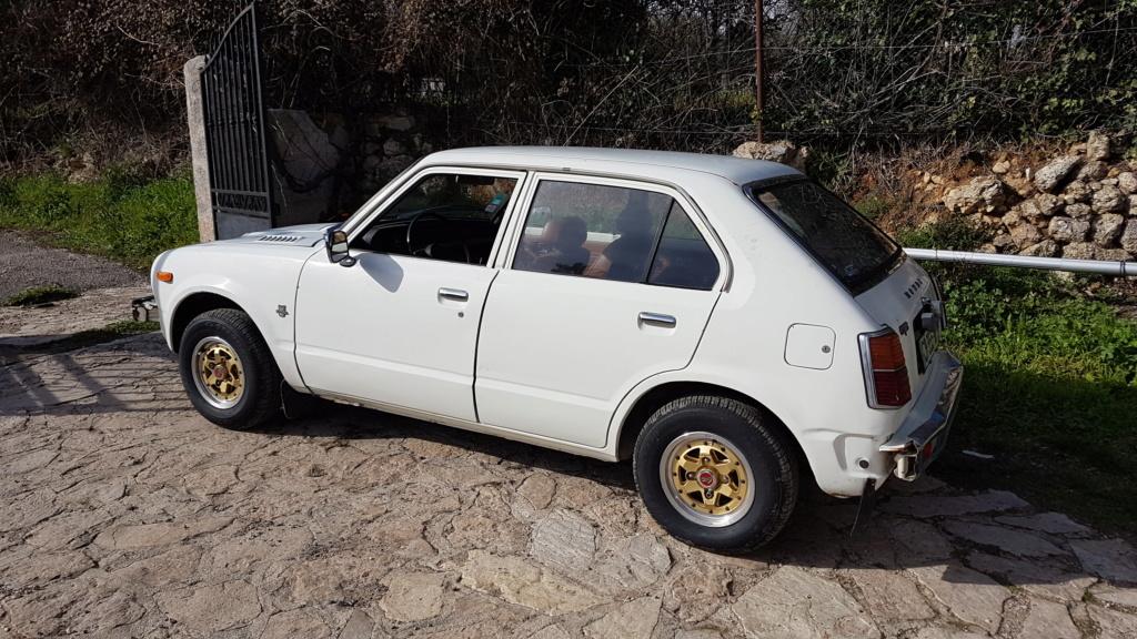 Enfin j'en ai une .. Honda CIVIC SB1 de 1977 1ère génération 20180348